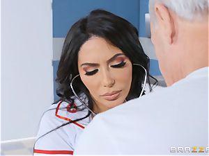 Lela starlet getting boned in the doctors