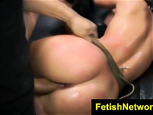 FetishNetwork Esmi Lee domination & submission cum facial