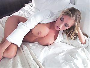 A super-hot hotel room smash session with Samantha Saint