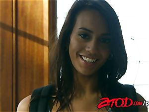 ZTOD - Janice Griffith in daddys tiny fuck fuckpuppet