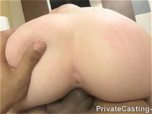 intimate Casting-X - This kitten never says NO