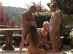 Outdoor intercourse joy and pornography games episode 3