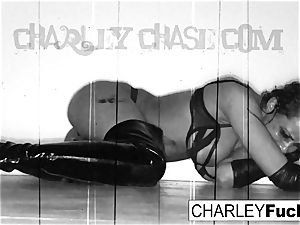 Charley is just begging to be lashed
