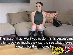 FakeAgentUK Agent gives smallish web webcam schoolgirl cumshot