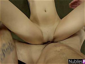 banged buxom girlfriend Olivia Nova For exercise S1:E4