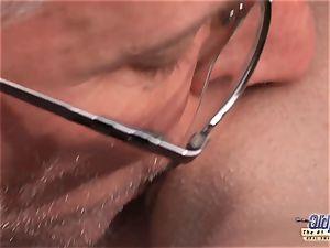 elder porn sumptuous nubile providing suck off and pummeled