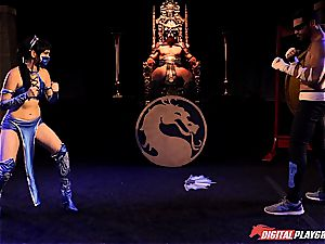 Mortal Kombat porno parody