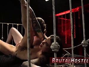 extraordinary vacuum pumping buttfuck and kyler restrain bondage gonzo excited youthful tourists Felicity