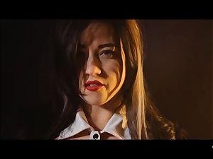 hard-core SHADES - naughty Tina Kay banged rock-hard in 3some