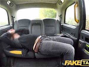 fake taxi insatiable sandy-haired ultra-cutie in sloppy plow