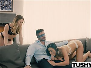 TUSHY Do ass-fuck with my bf