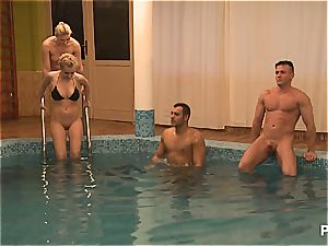 super-naughty pool party part 7