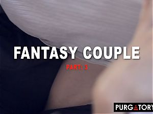 PURGATORYX desire duo Part 3 with April Snow
