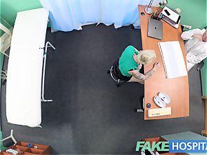 faux polyclinic Flirty inked minx requests swift fucky-fucky