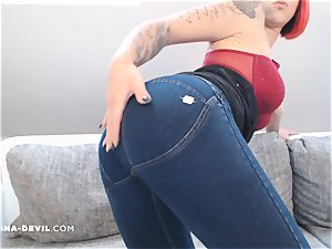 denim Striptease Nina