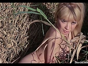 fantastic Ingrid Steeger makes her puss feels jaw-dropping