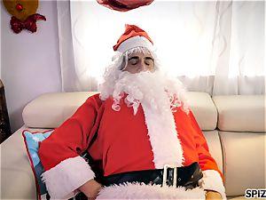 Spizoo - see Jessica Jaymes fuckin' Santa Claus