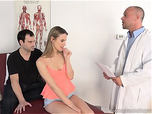 Jillian Gets poked By Real fellow in Front of husband