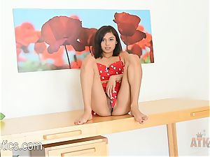 Ava Alba gives you some super-steamy messy talk