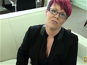 PASCALSSUBSLUTS - redhead Bree Branning toughly drilled